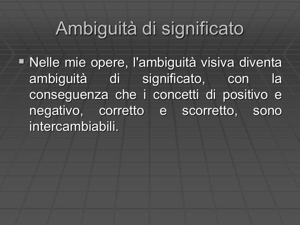 Ambiguità di significato