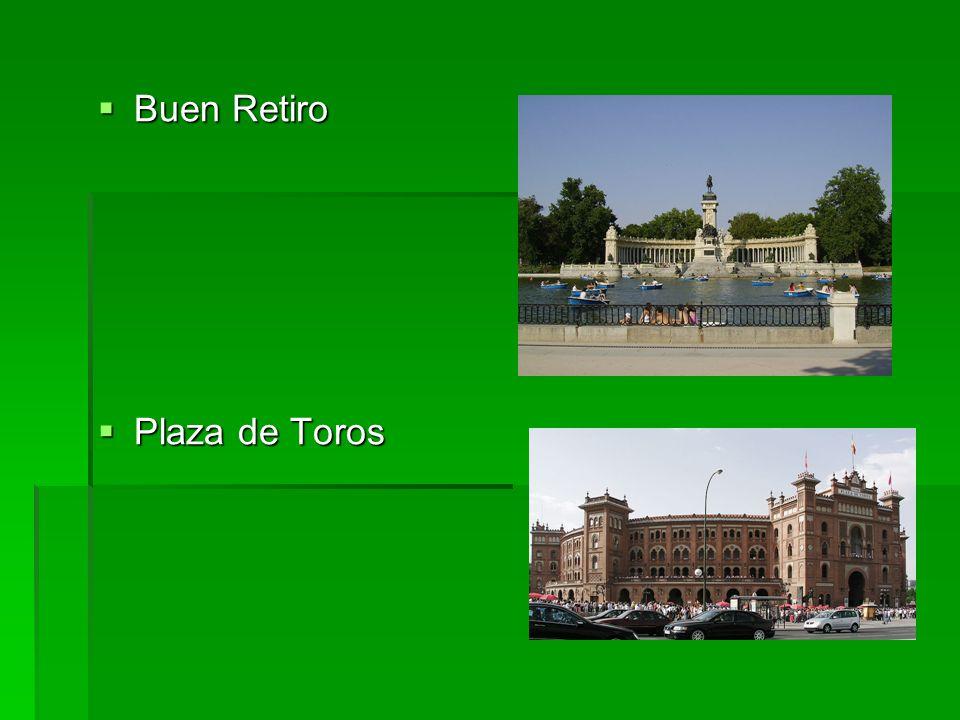 Buen Retiro Plaza de Toros