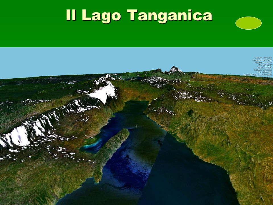 Il Lago Tanganica