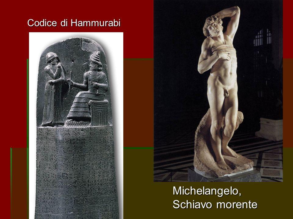 Michelangelo, Schiavo morente