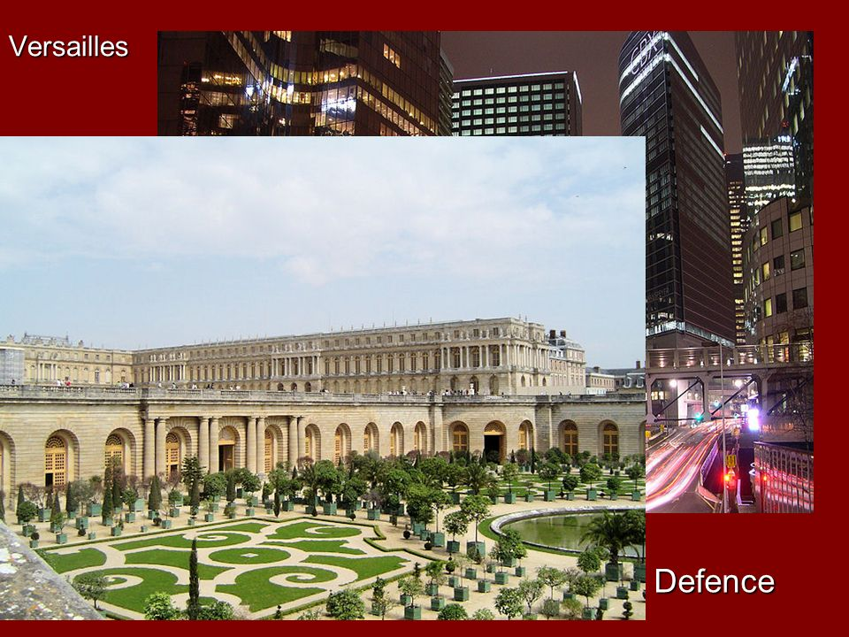 Versailles Defence