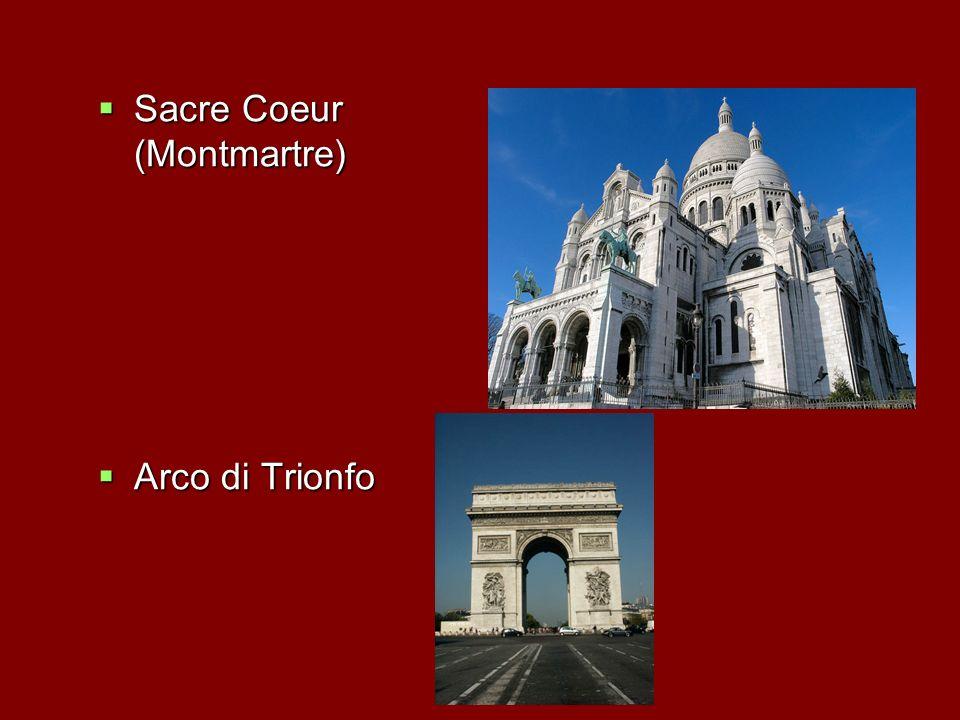 Sacre Coeur (Montmartre)