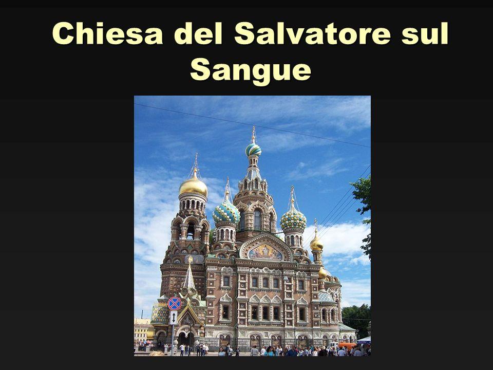 Chiesa del Salvatore sul Sangue