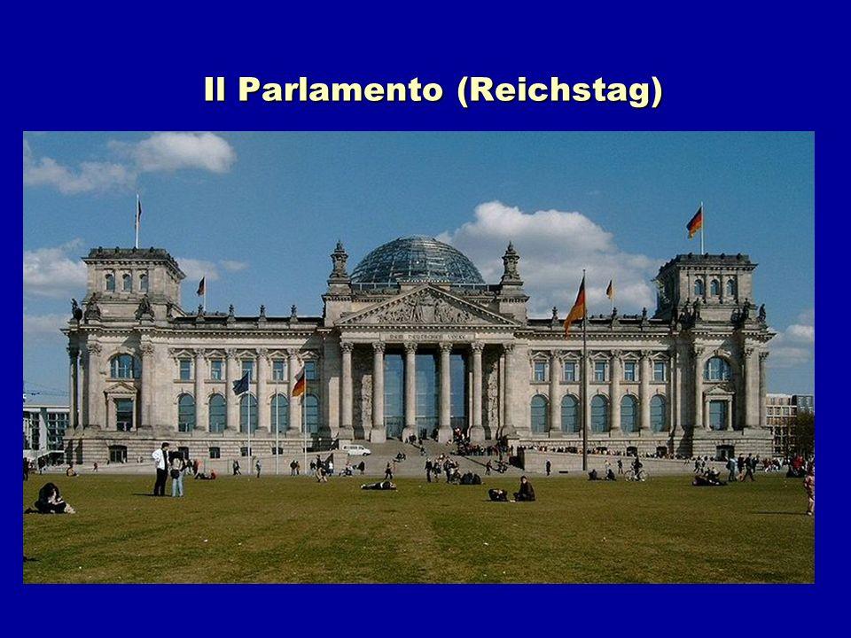 Il Parlamento (Reichstag)
