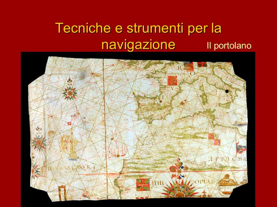 Tecniche e strumenti per la navigazione