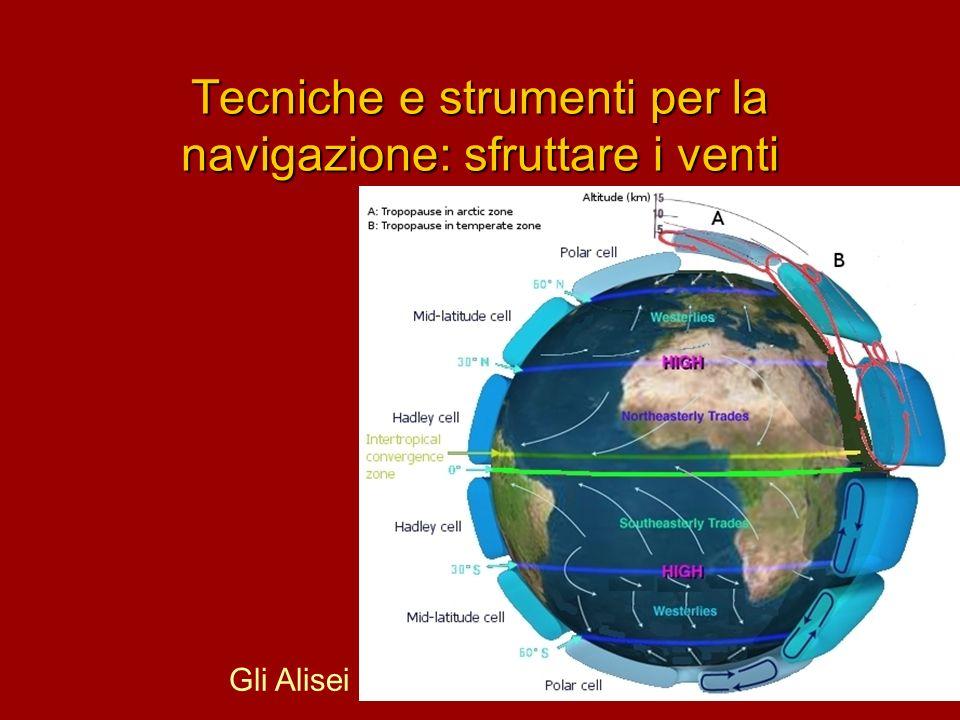 Tecniche e strumenti per la navigazione: sfruttare i venti