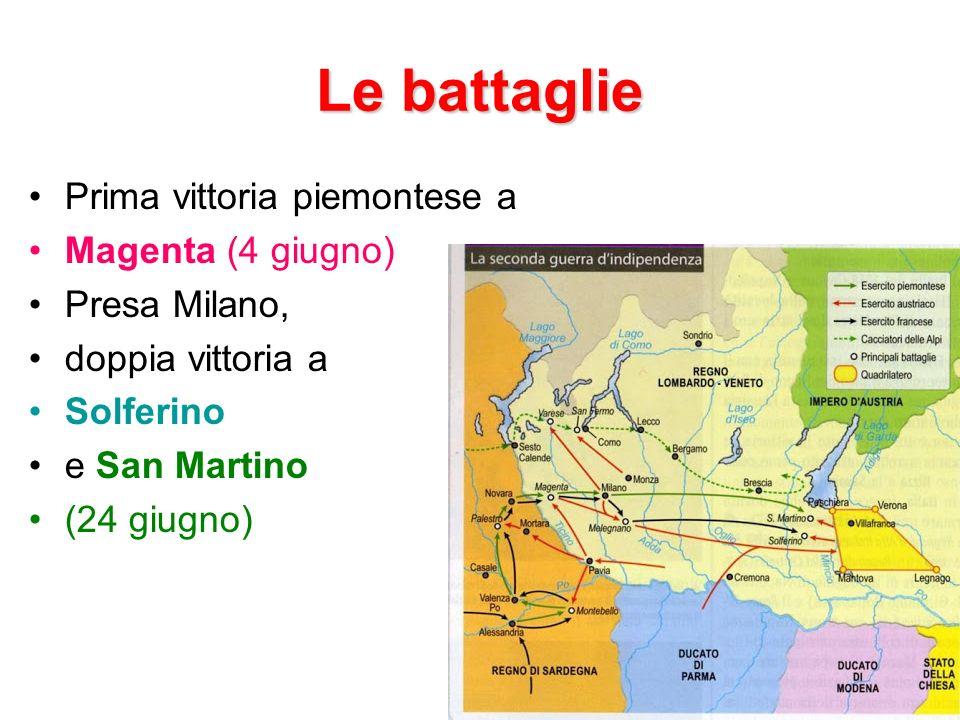 Le battaglie Prima vittoria piemontese a Magenta (4 giugno)