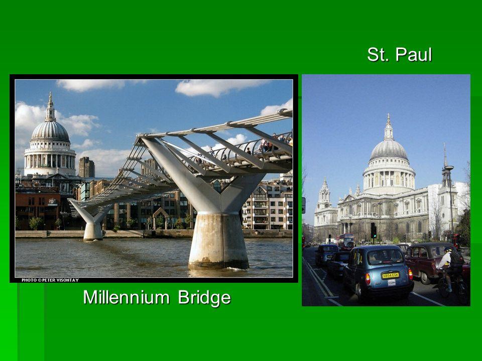 St. Paul Millennium Bridge