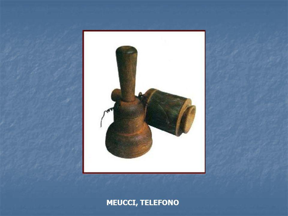 MEUCCI, TELEFONO