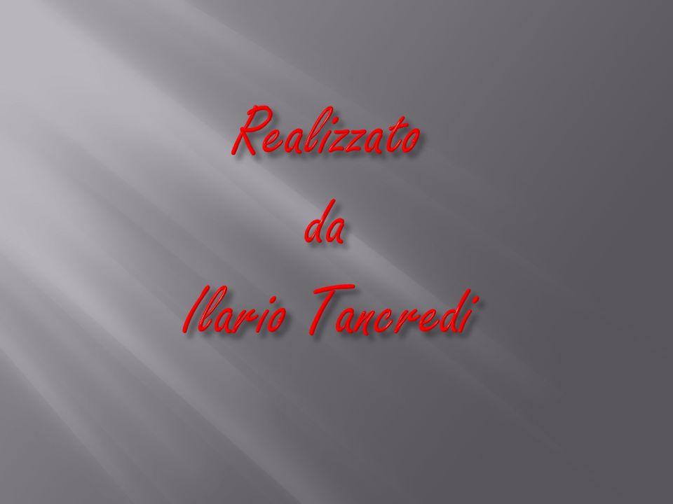 Realizzato da Ilario Tancredi