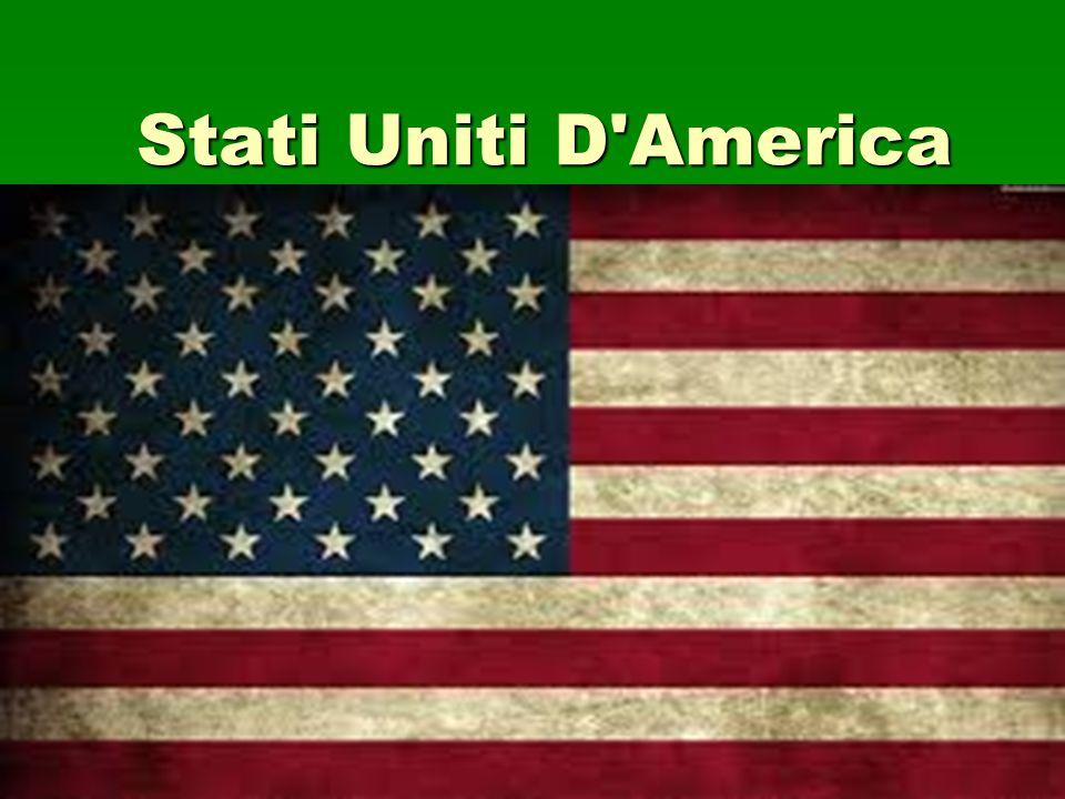 Stati Uniti D America