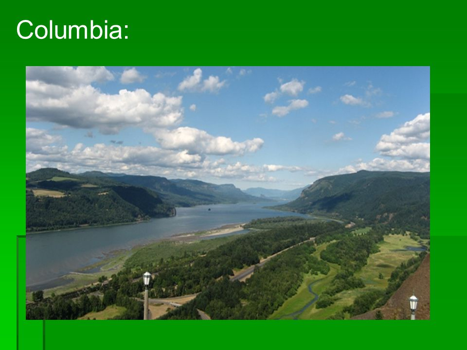 Columbia: