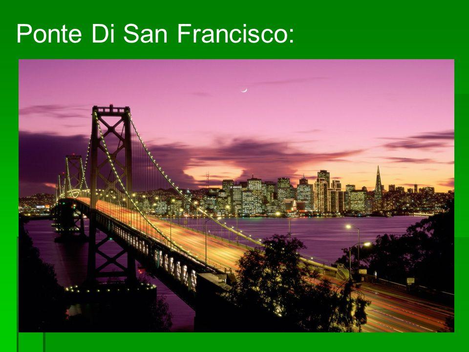 Ponte Di San Francisco: