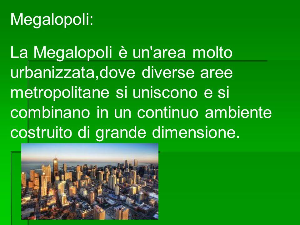 Megalopoli: