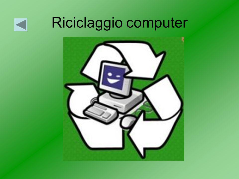 Riciclaggio computer