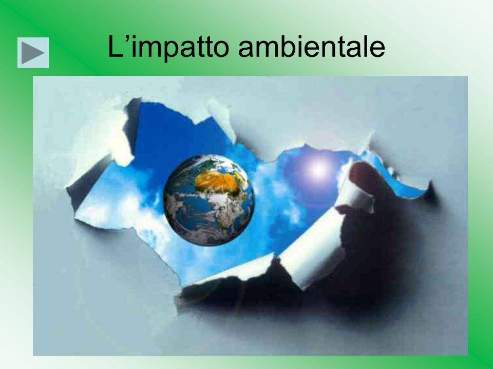 L'impatto ambientale