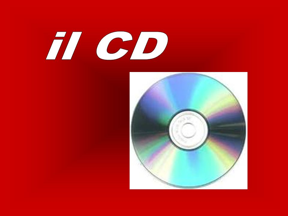 il CD