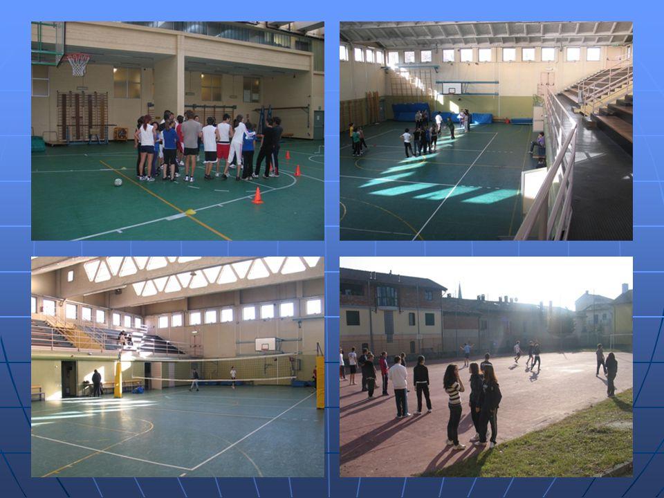 Le strutture sportive