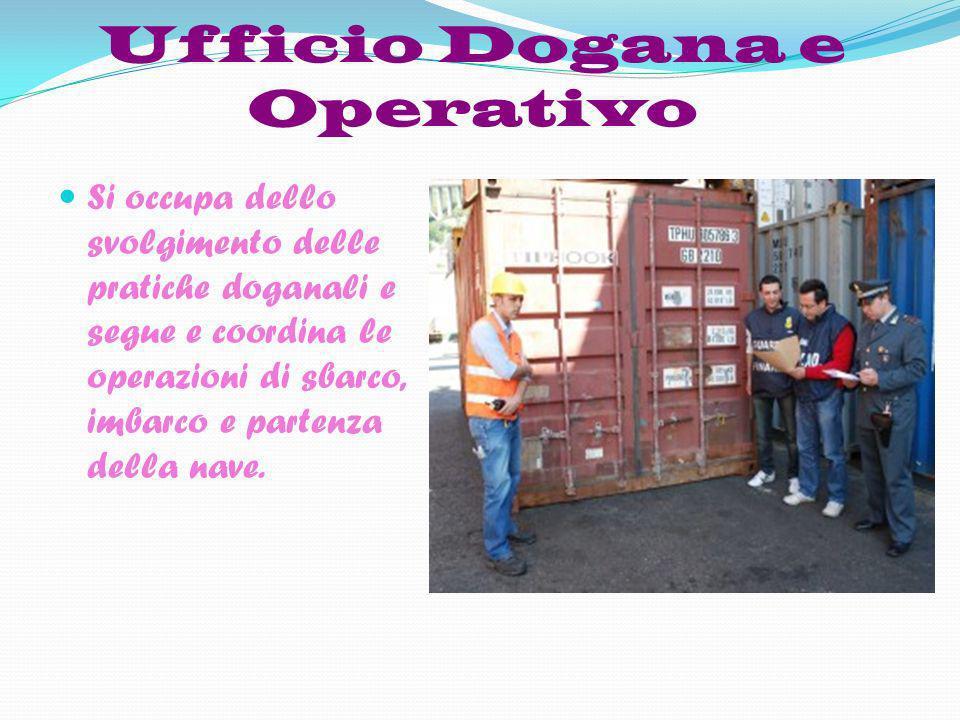 Ufficio Dogana e Operativo