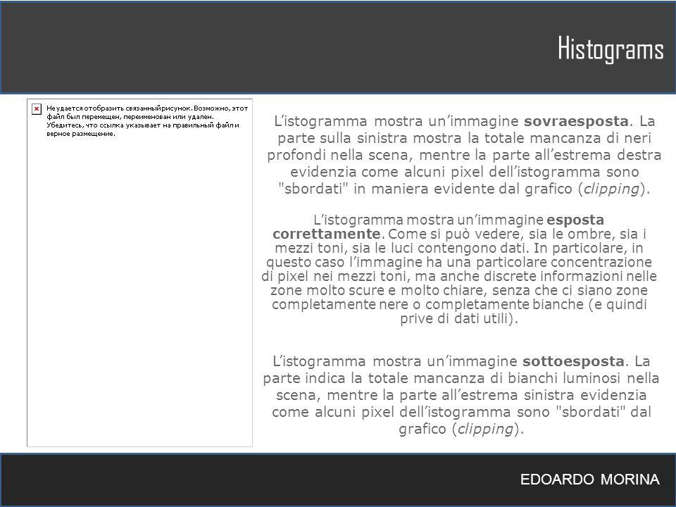 Histograms EDOARDO MORINA