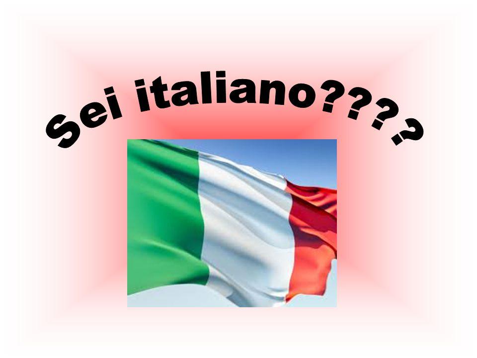Sei italiano