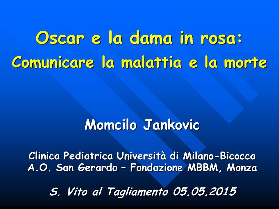 Oscar e la dama in rosa: Comunicare la malattia e la morte