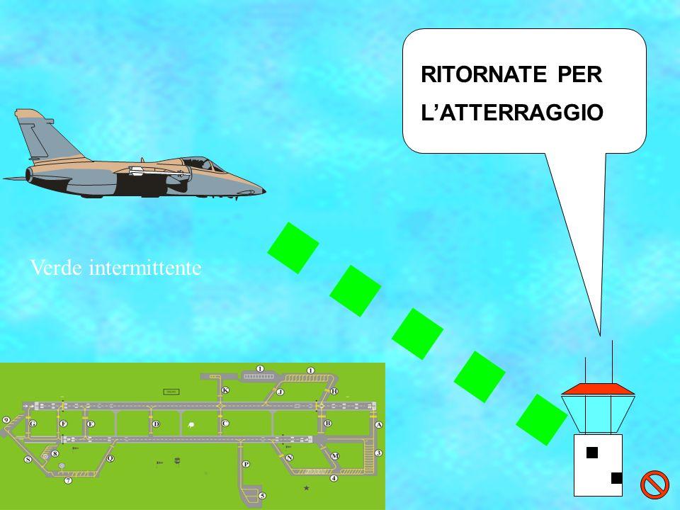 RITORNATE PER L'ATTERRAGGIO