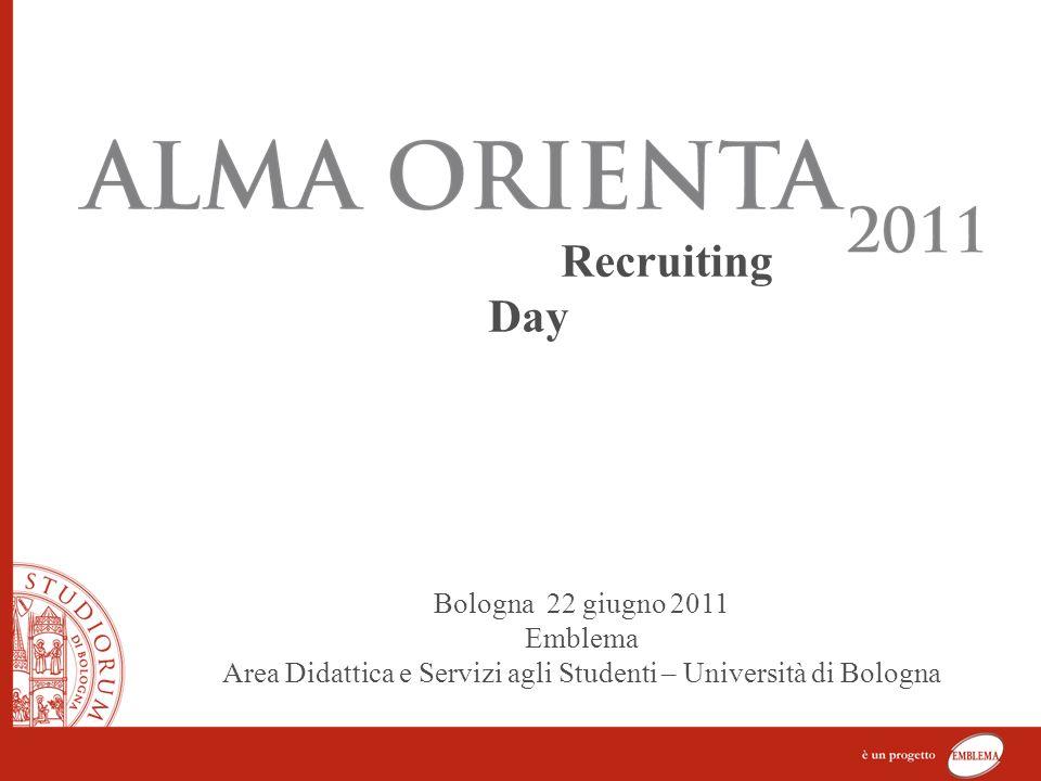 Area Didattica e Servizi agli Studenti – Università di Bologna