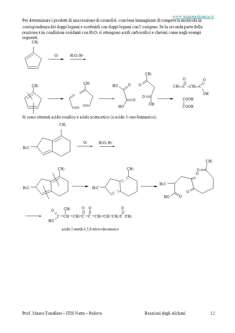 acido 2-metil-4,5,9-trioxodecanoico