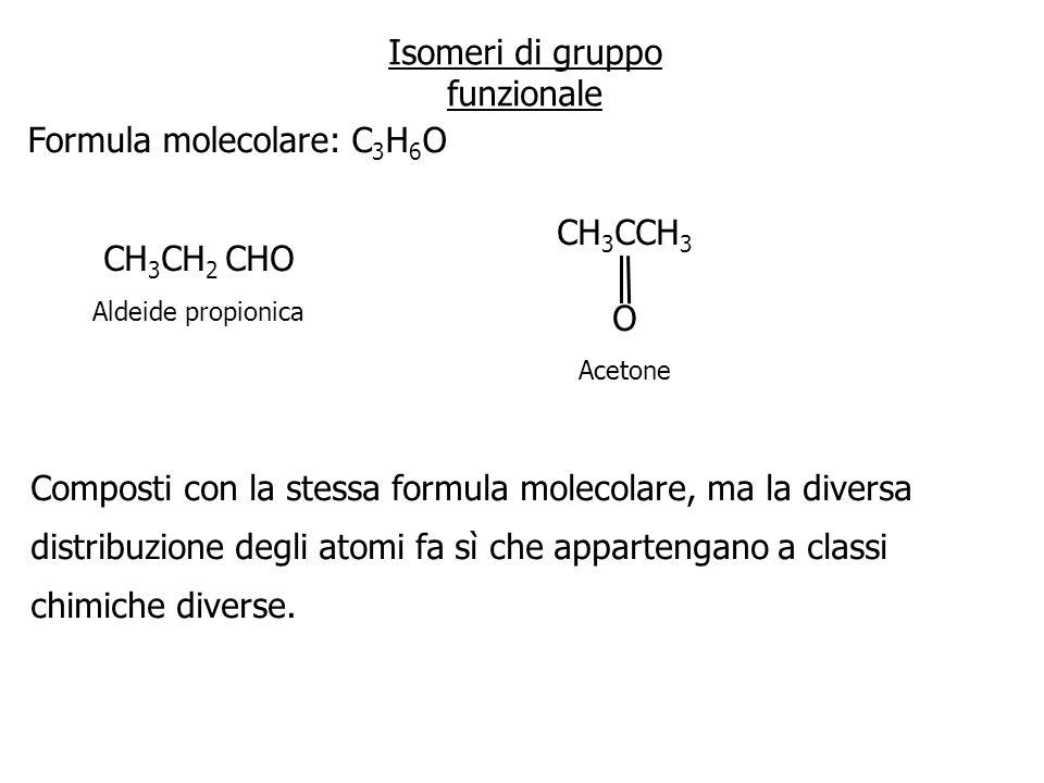 Isomeri di gruppo funzionale