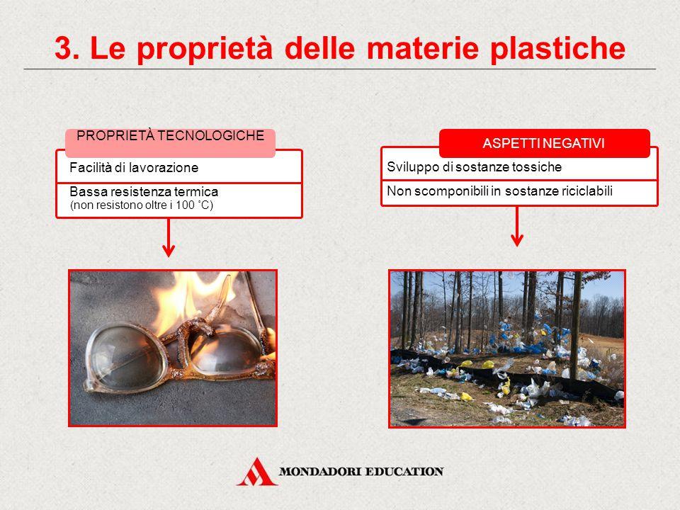 3. Le proprietà delle materie plastiche