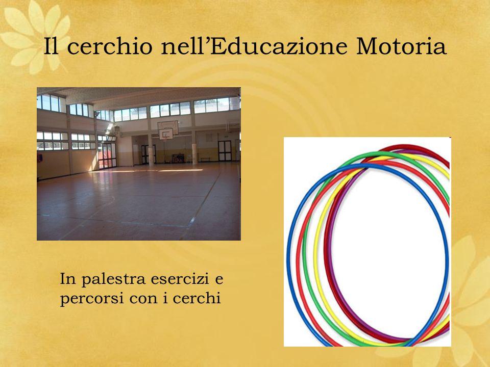 Il cerchio nell'Educazione Motoria