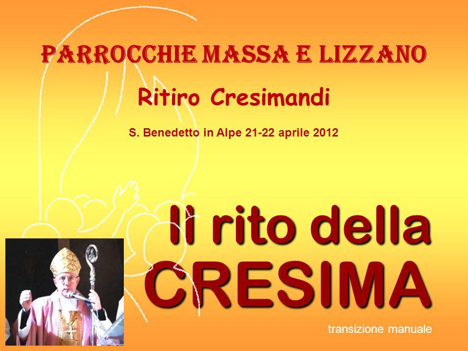 Parrocchie Massa e LizZano S. Benedetto in Alpe 21-22 aprile 2012