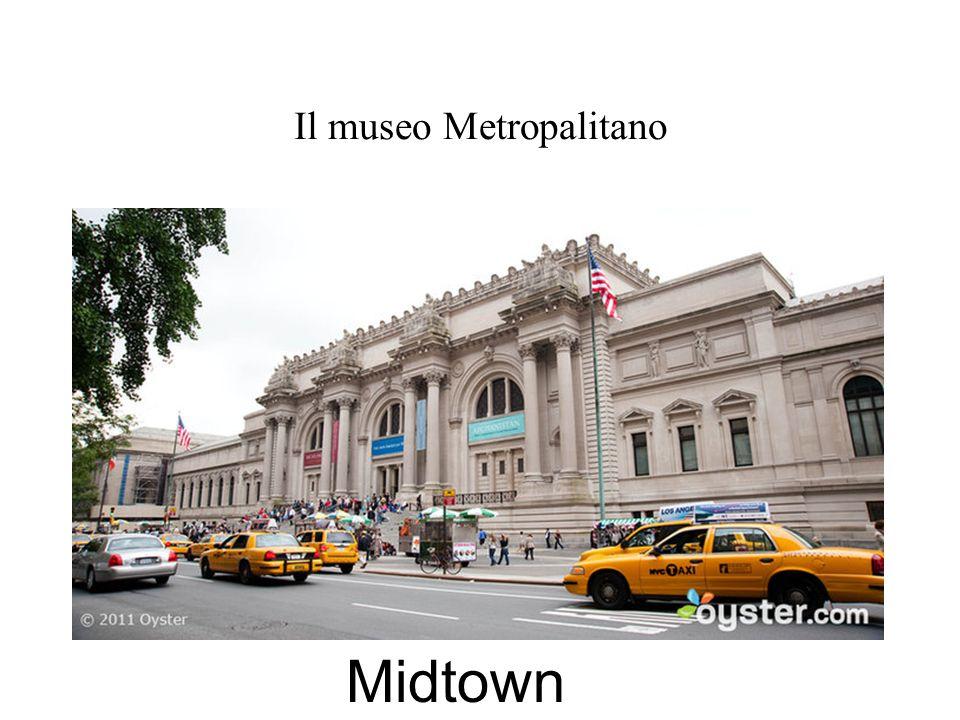 Il museo Metropalitano