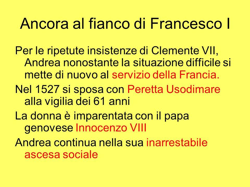 Ancora al fianco di Francesco I
