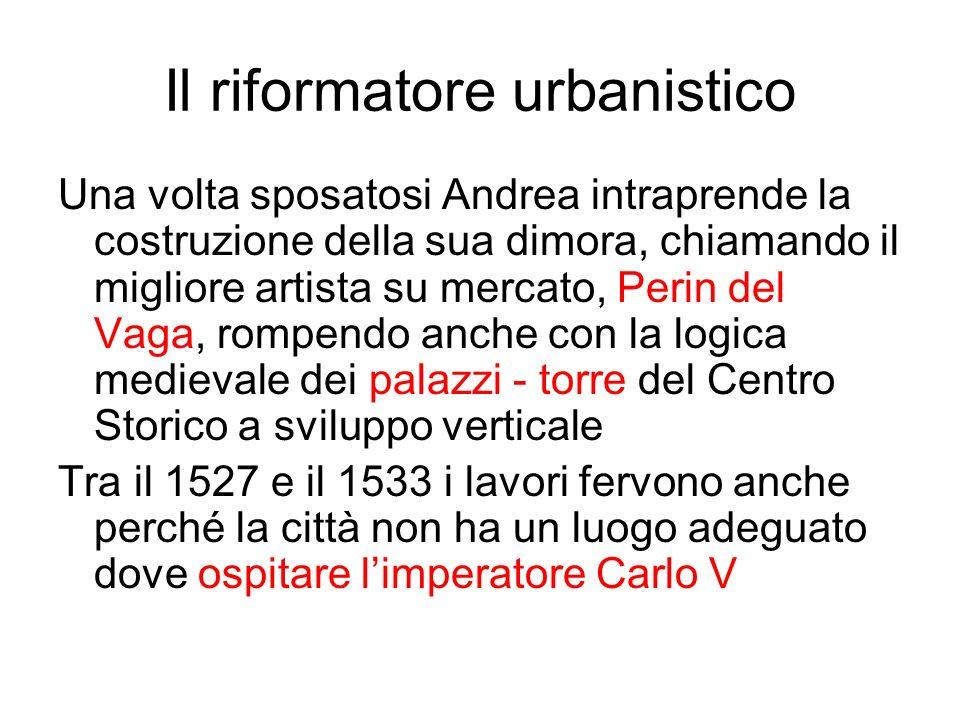 Il riformatore urbanistico