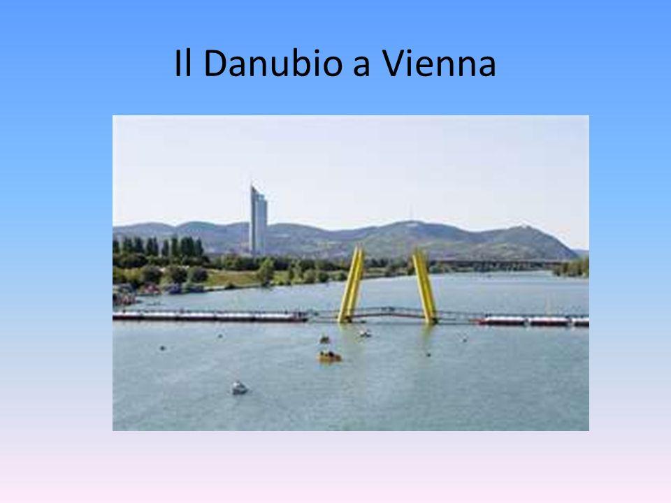 Il Danubio a Vienna