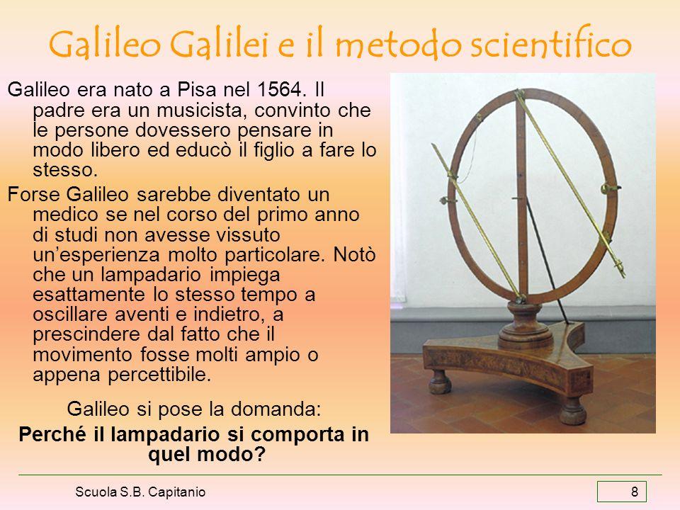 Galileo Galilei e il metodo scientifico