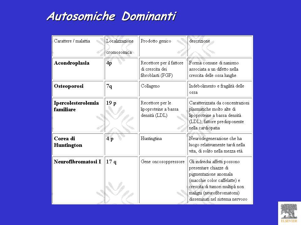 Autosomiche Dominanti