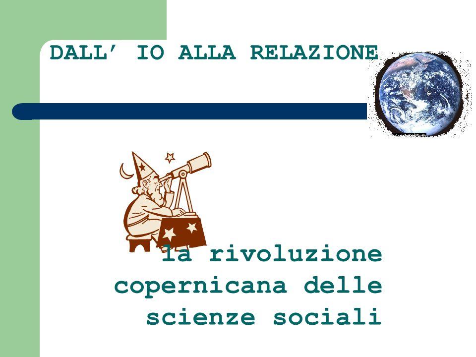 la rivoluzione copernicana delle scienze sociali