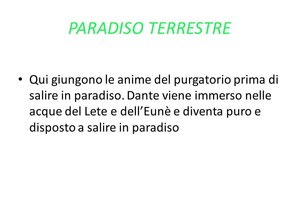 PARADISO TERRESTRE