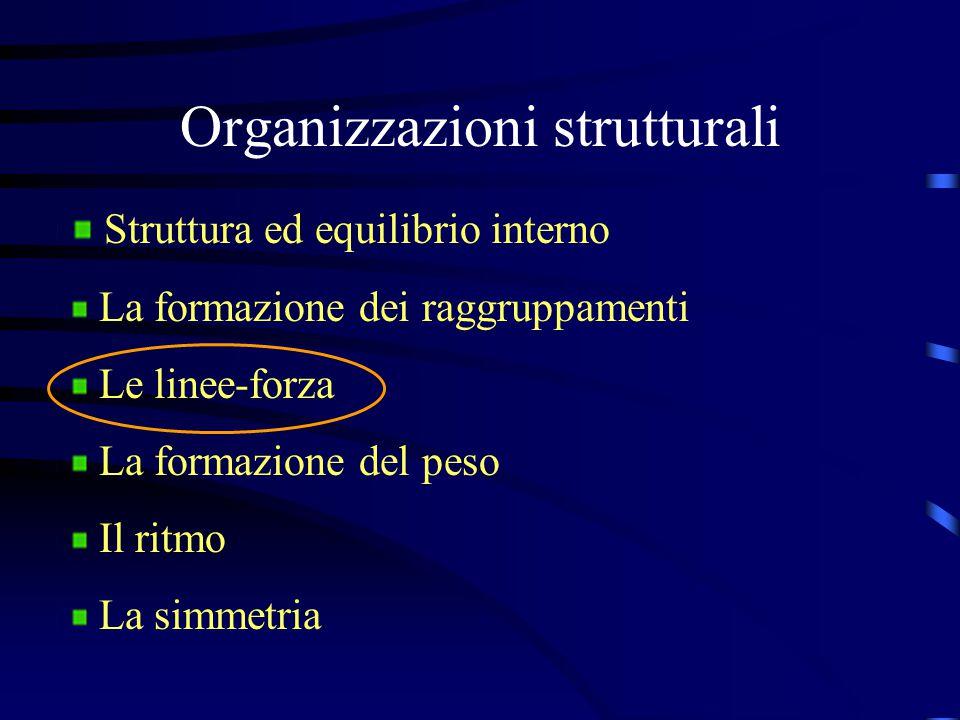Organizzazioni strutturali