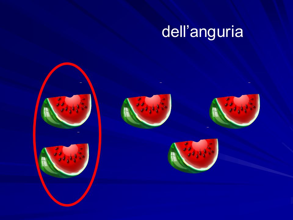 dell'anguria