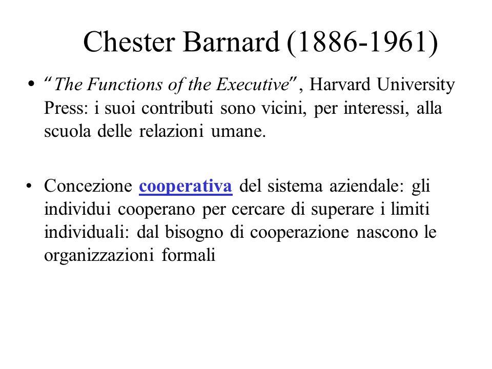 Chester Barnard (1886-1961)