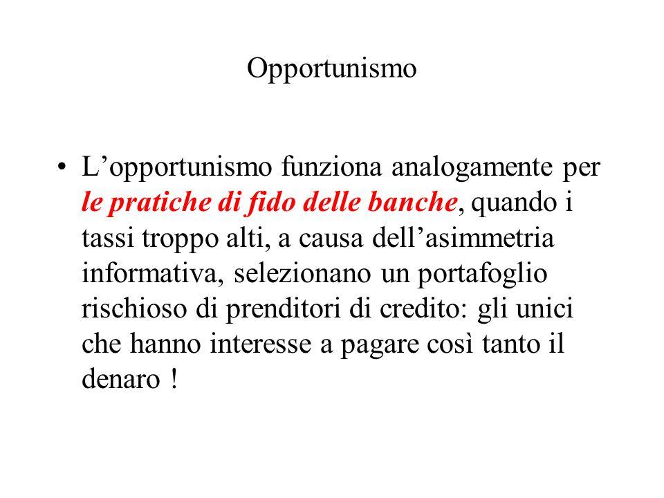 Opportunismo