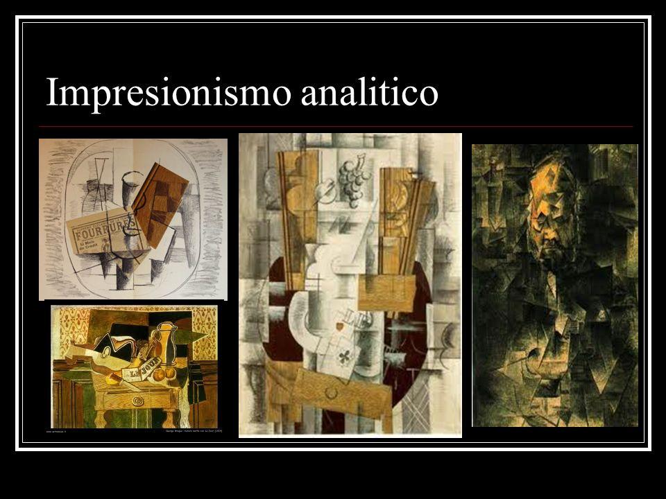Impresionismo analitico