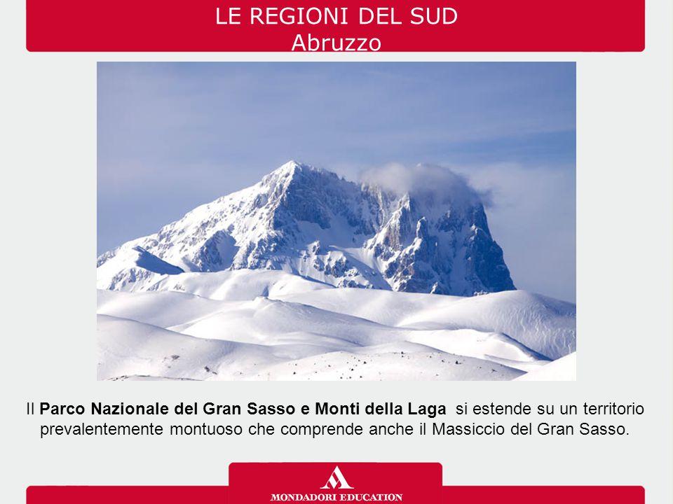 LE REGIONI DEL SUD Abruzzo