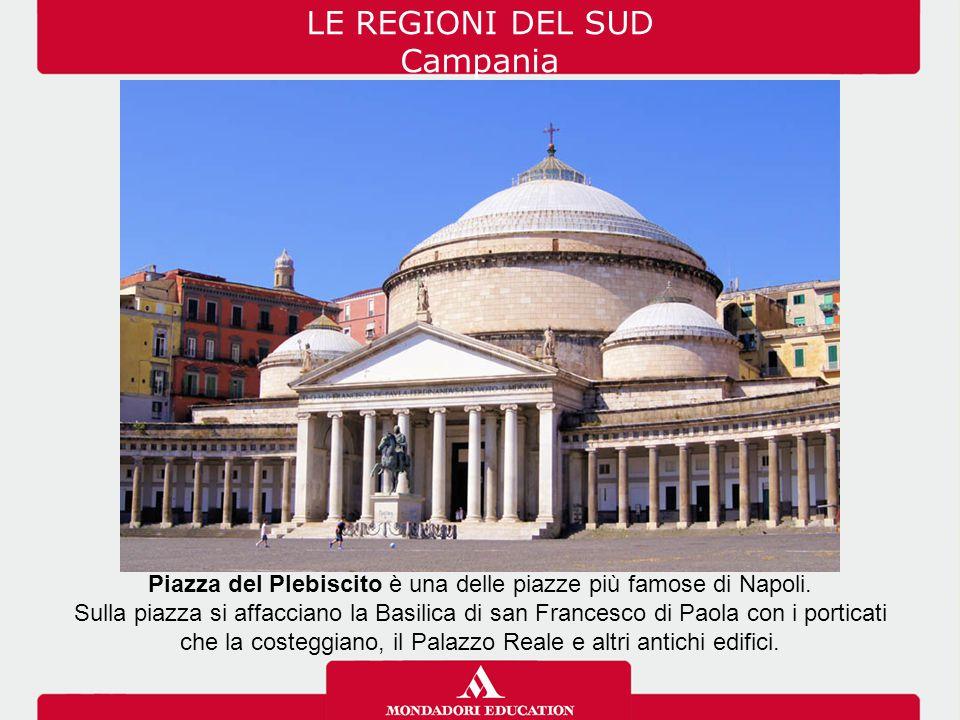 LE REGIONI DEL SUD Campania