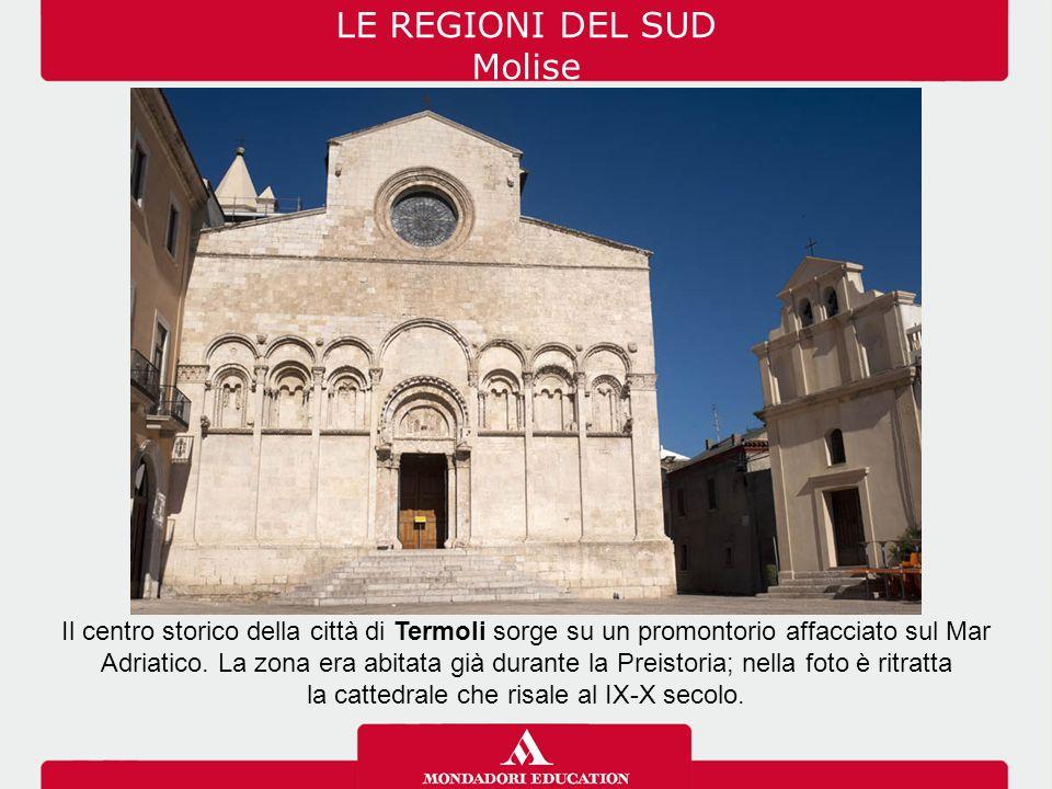 la cattedrale che risale al IX-X secolo.