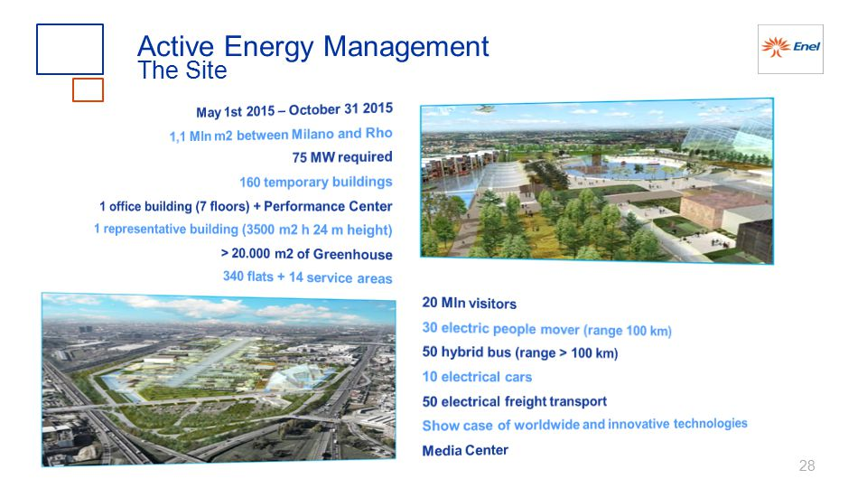 Active Energy Management